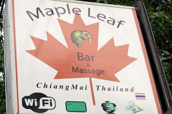 Maple Leaf Bar & Massage