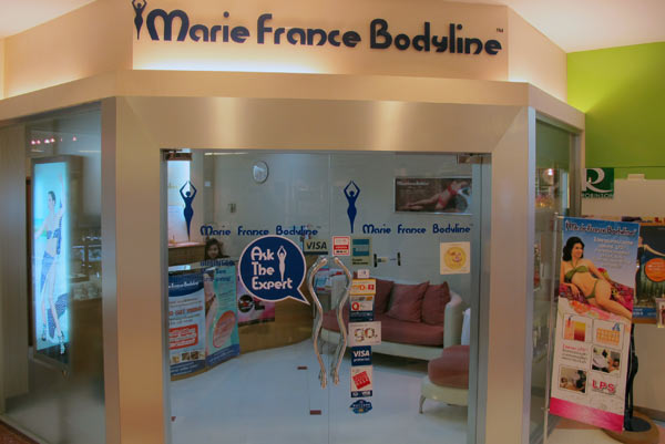 Marie France Bodyline @Central Airport Plaza