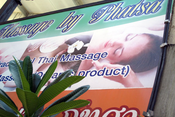 Massage by Phatsa