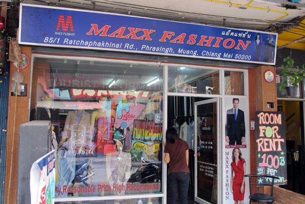 Maxx Fashion