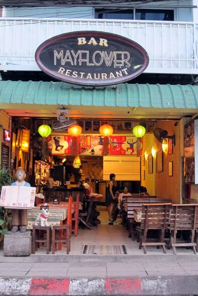 Mayflower Restaurant