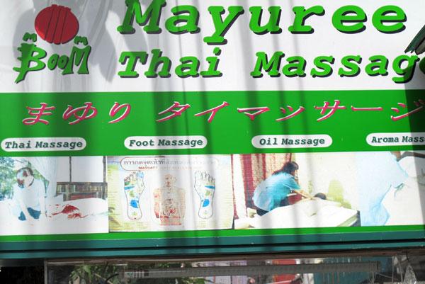 Mayuree Thai Massage