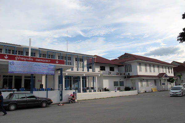 Mc Cormick Hospital