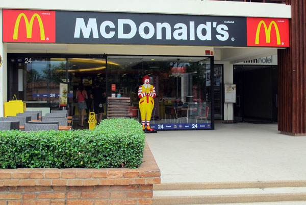 Mc Donald's (Thapae Gate Branch)