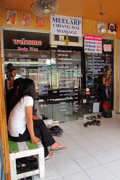 Meelarp Chiang Mai Massage