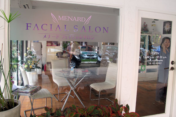 Menard Facial Salon
