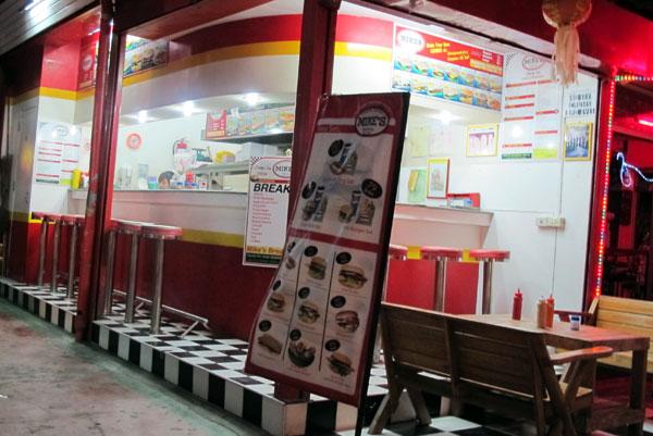 Mike's Burger (Loi Kroh Branch)