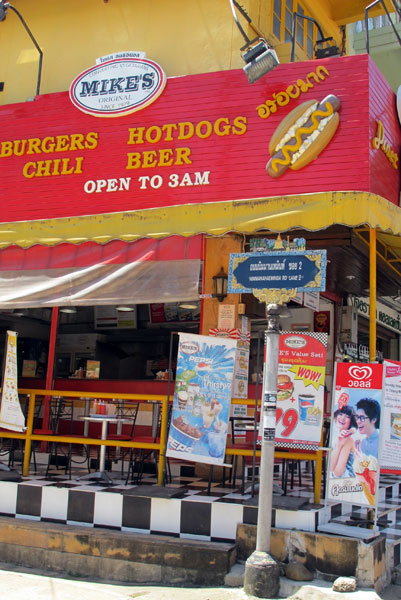 Mike's Burger (Nimmanhemin Branch)