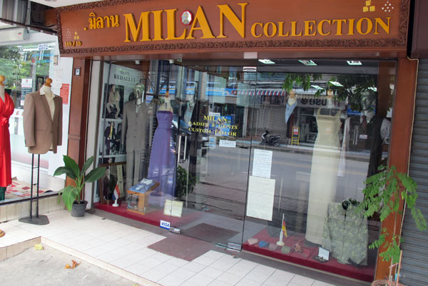Milan Collection' photos