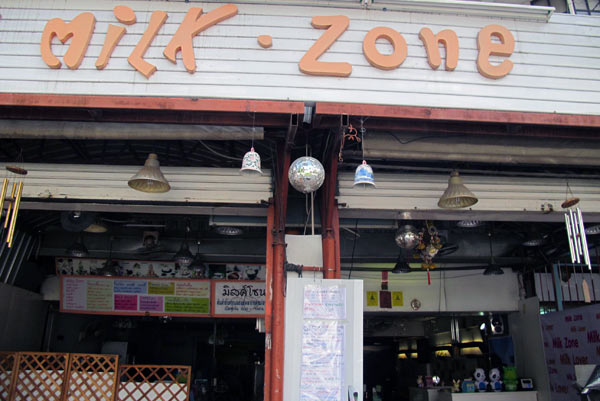 Milk Zone