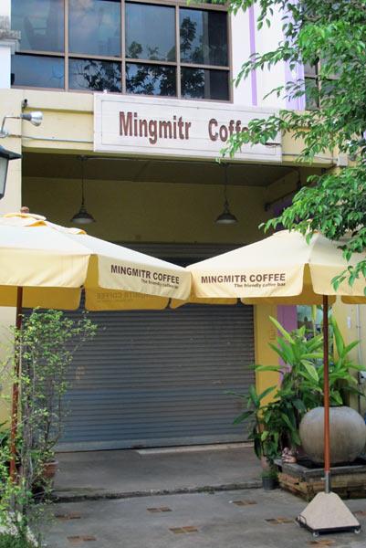 Mingmitr Coffee @Chiang Mai Land