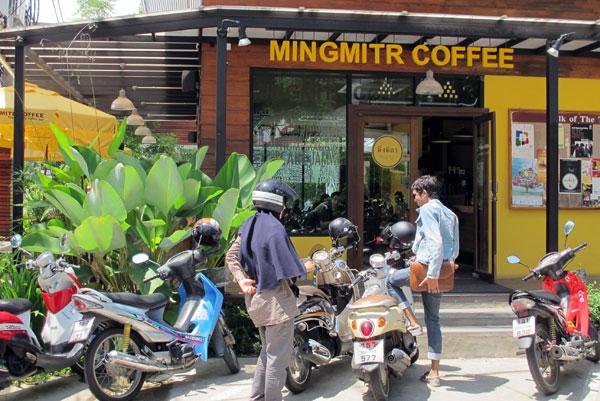 MingMitr Coffee (Sirimangkalajan Rd)