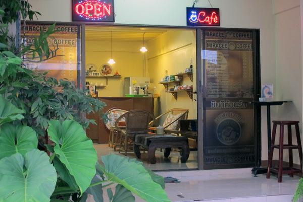 Miracle Coffee @Chiang Mai Land