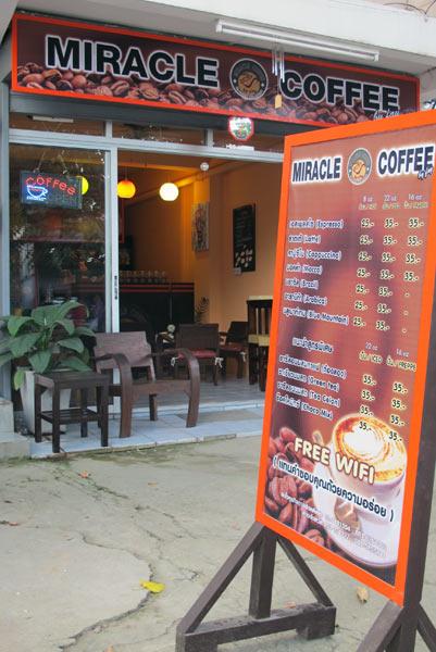 Miracle Coffee (Chiang Mai-Lamphun Rd)
