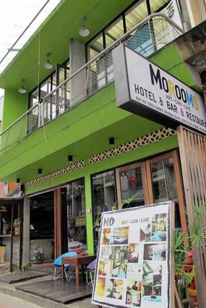 Northern trek travel chiang mai for Designhotel 54