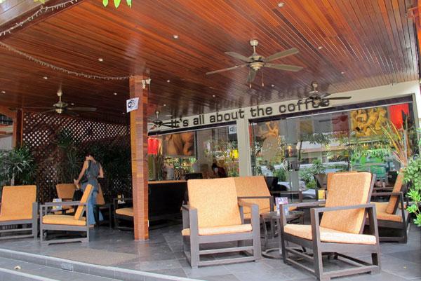 Mokador Coffee Lounge & Bar