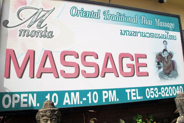 Monta Massage