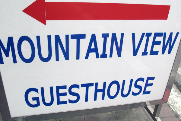 Mountain View Guesthouse