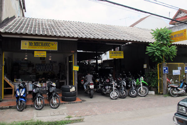 Mr. Mechanic (Rachapakinai Rd - No1)