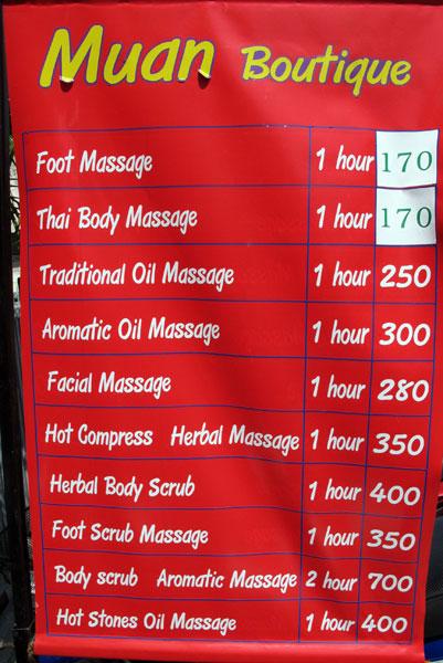 Muang Boutique Thai Massage