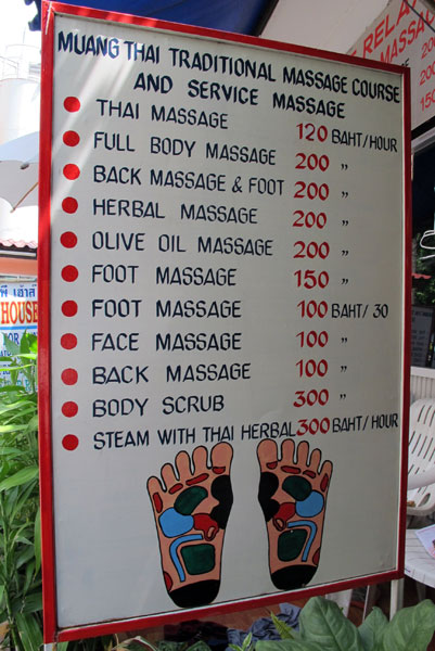 Muang Thai Traditional Massage