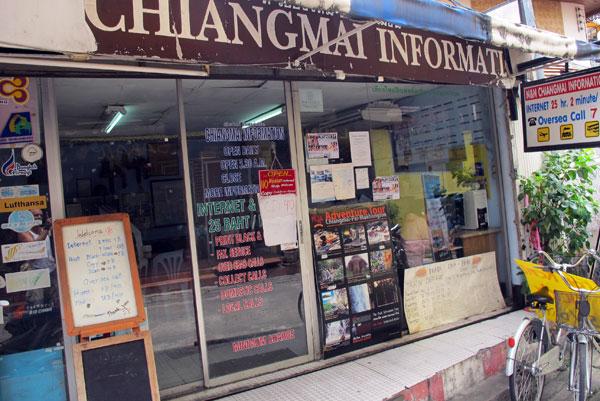 N&N Chiang Mai Information
