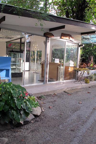 Nacha Coffee @Baan Thai Rom Yen