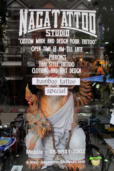Naga Tattoo Studio