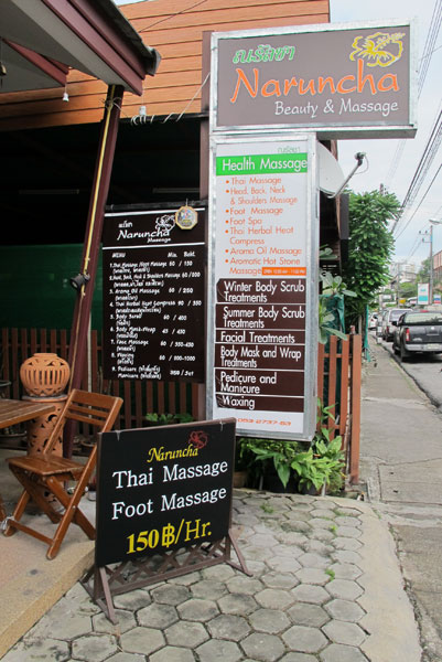 Narunche Thai Massage