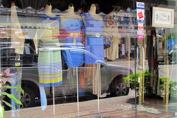 New Arrival Clothes Shop (Branch 1)