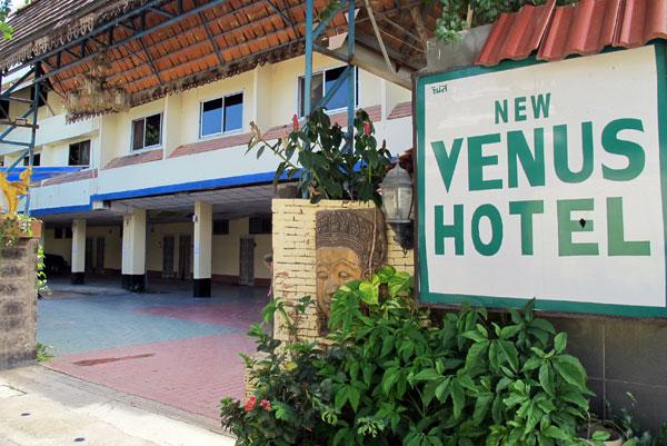 New Venus Hotel