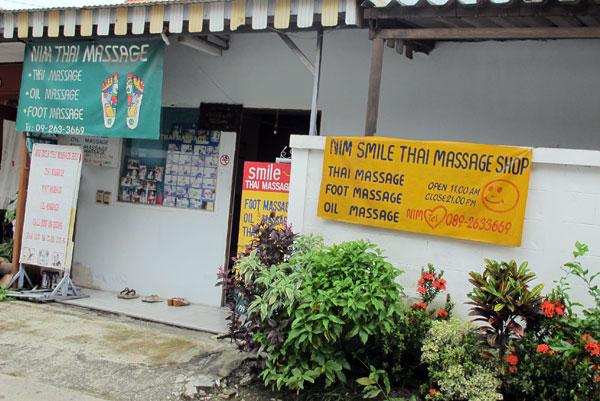 Nim Smile Thai Massage