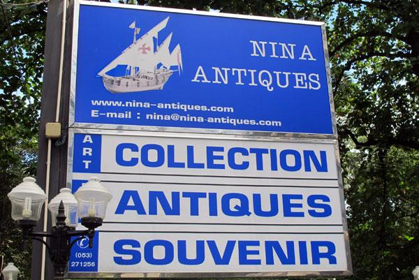 Nina Antiques