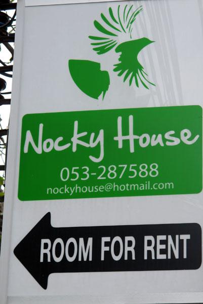 Nocky House