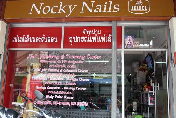 Nocky Nails