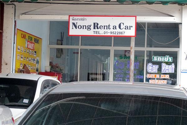 Nong Rent a Car