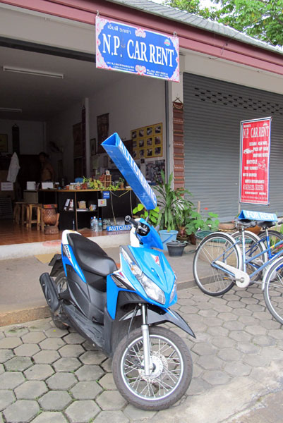 N.P. Car Rent