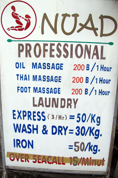Nuad Professional Massage