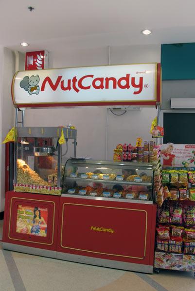 Nut Candy @Tesco Lotus Chiang Mai Kad Kamtiang