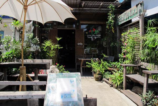 Oldy Thai Coffee