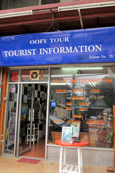 Oofy Tour