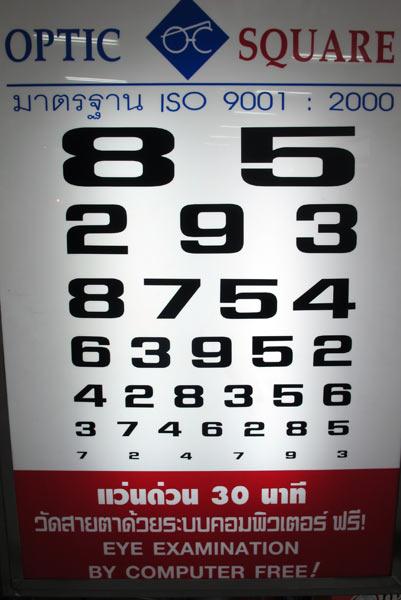 Optic Square @Kad Suan Kaew