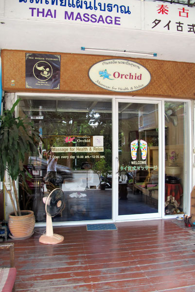 Orchid Thai Massage