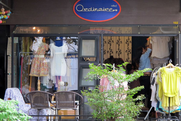 Ordinaire Clothes Shop