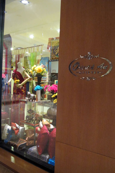 Oriental Art Gallery @Shangri-La Hotel