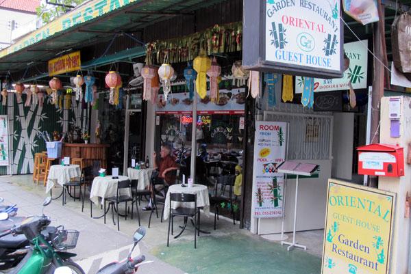 Oriental Garden Chiang Mai Guesthouse