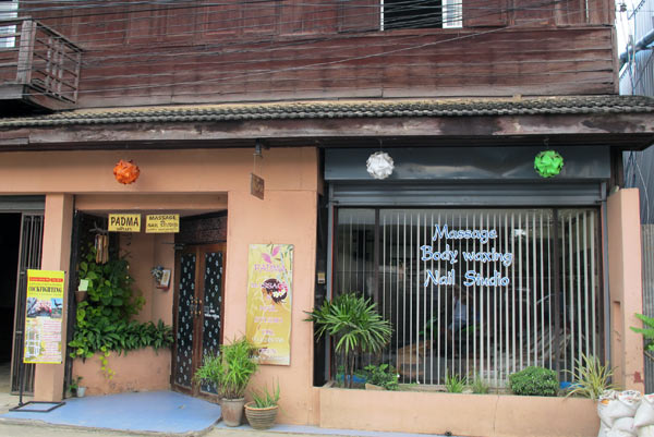 Padma Massage & Nail Studio