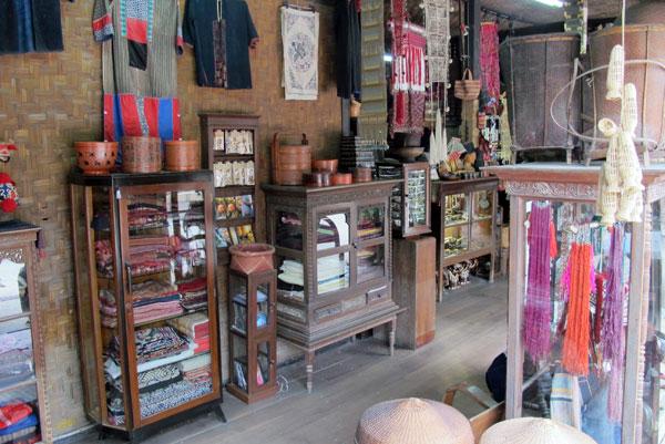Pakeryaw Basket & Textile