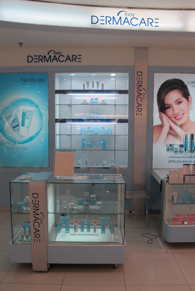 Pan Dermacare @Robinson @Central Airport Plaza