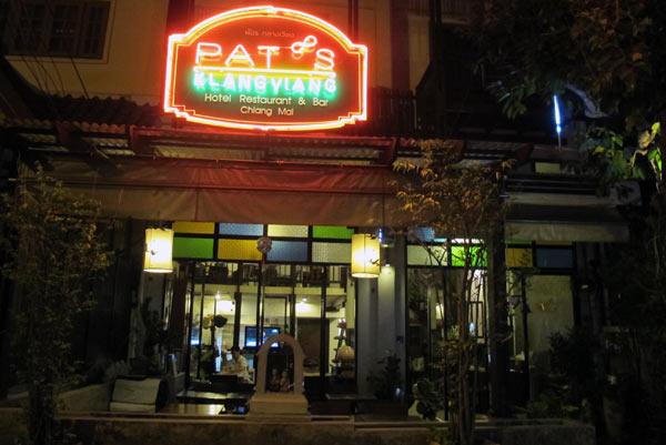 Pat's Klangviang